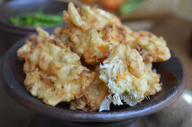 Diah Didi's Kitchen: Bakwan Sayur & Bakso