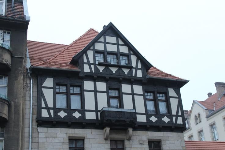 Budynek Poczty Polskiej przy ul. Kościuszki.