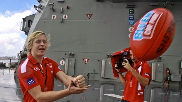 New Swans medal honours club champions #SydneySwans...: New Swans medal honours club champions #SydneySwans… #SydneySwans