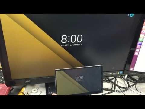 banana pi BPI-M2 Ultra Android6 0 Demo