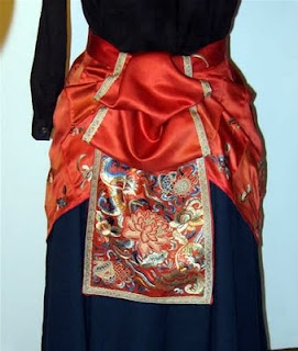 Confessions of a Costumeholic: Asian Steampunk Costume Concept