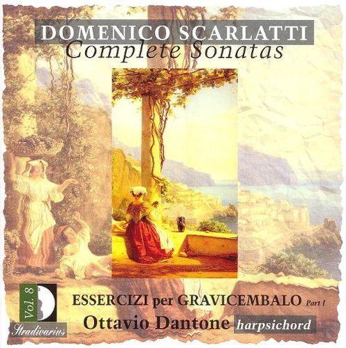 Domenico Scarlatti: Complete Sonatas, Vol. 8 [CD]