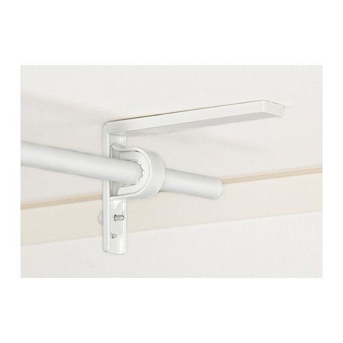 BETYDLIG Wand-/Deckenbefestigung - weiß - IKEA