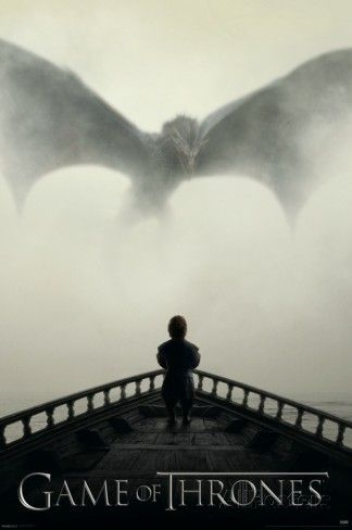 Game of Thrones - Lion & A Dragon Prints at AllPosters.com