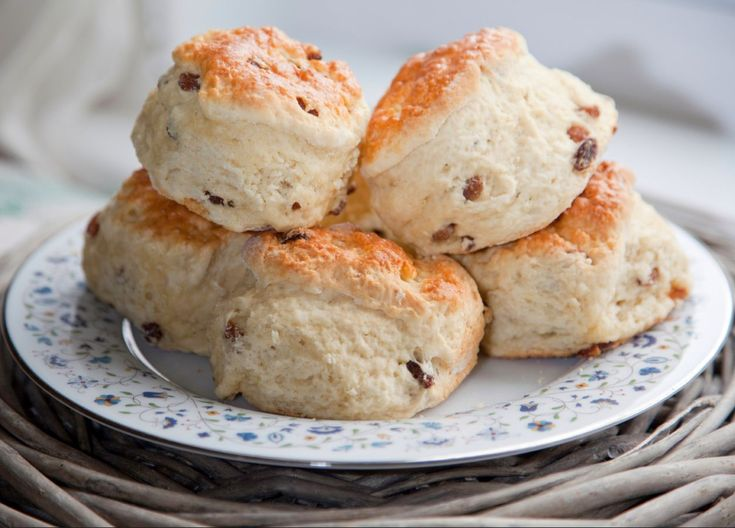 Here is a great and easy recipe for Traditional Cream Tea Scones.