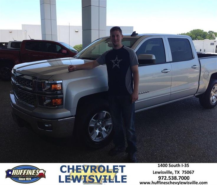 https://flic.kr/p/K19inm | Happy Anniversary to Stanley on your #Chevrolet #Silverado 1500 from Henry Boyd at Huffines Chevrolet Lewisville | deliverymaxx.com/DealerReviews.aspx?DealerCode=UBM1