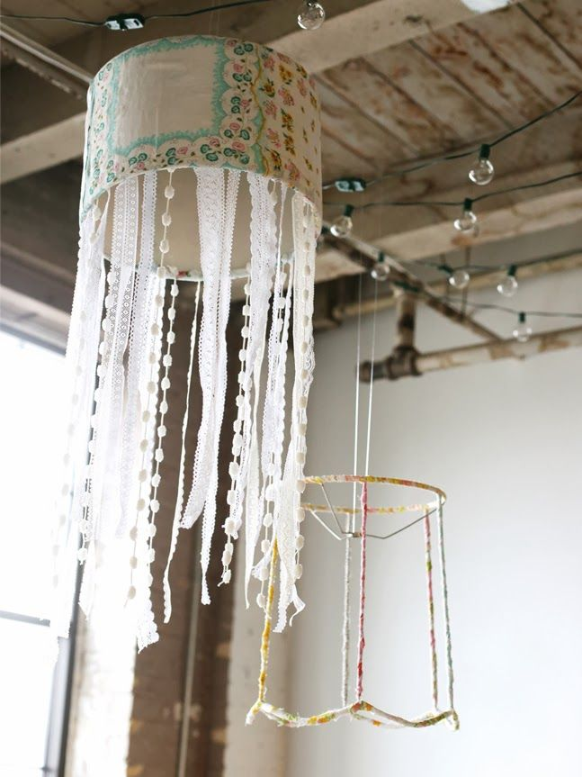 Top 25 Ideas About Lamp Shade Redo On Pinterest Lamp