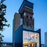 De torre de agua victoriana a hogar de lujo · From victorian water tower to luxury home