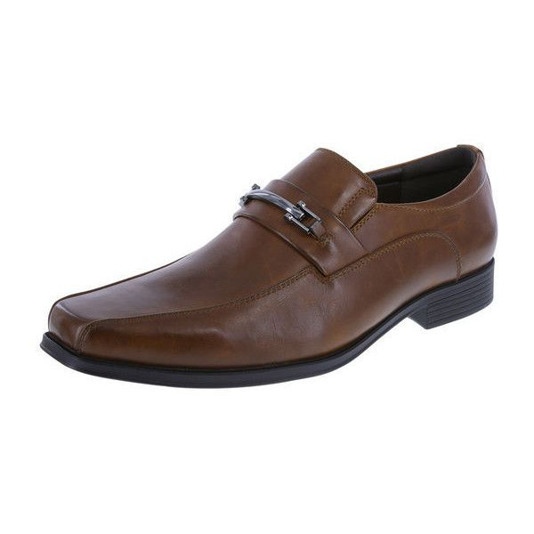 Mens Dress Shoes | Payless Shoes ($40) ❤ liked on Polyvore featuring mens, men's shoes and men's dress shoes