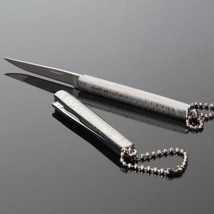 Militar supervivencia del cuchillo plegable de la lámina fijó el mini herramientas de rescate llavero cuchillo herramienta que acampa caza de bolsillo cuchillos militares