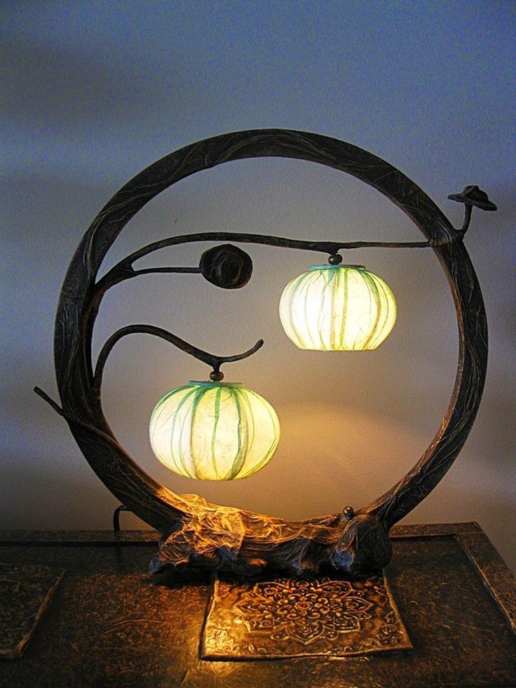 15 LAMPARAS TERRIBLEMENTE CREATIVAS #Halloween en Electricidad Gomez