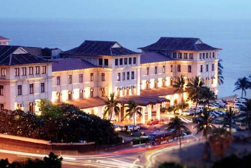 Galle Face Hotel in Colombo, Sri Lanka - Lonely Planet