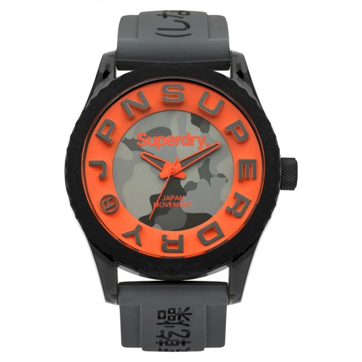 Superdry Tokyo Rubber Strap SYG145CE   John-Andy.com