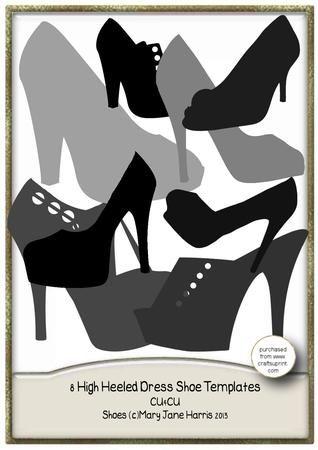 high heel shoe design template - 39 best images about shoe template on pinterest platform
