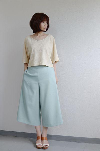 Shamrock / Culotte Pants