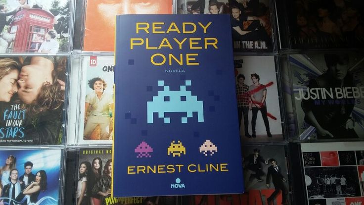 """Ready Player One"" escrito por Ernest Cline.:"