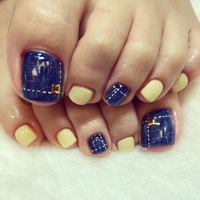 #nail #nails #nailart #nailclub #ネイル #ネイルアート #foot
