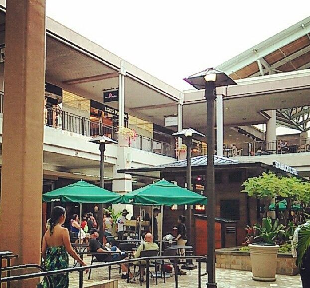 Pin On Ala Moana Shopping Center