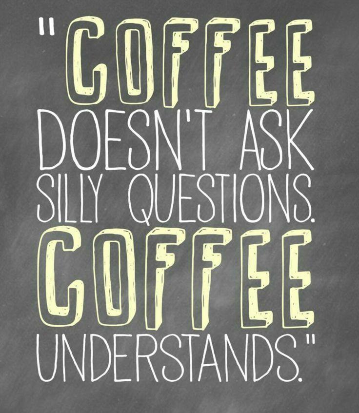 Coffee KNOWS. #coffeeismyspiritanimal