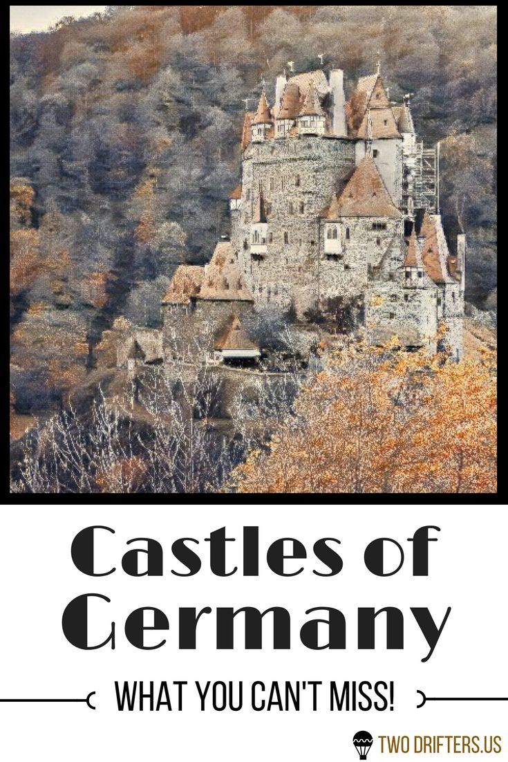 Fairytale castles in Germany   #Germany   Germany travel guide   Things to do in Germany   #Europe   #castles   Magical places in Europe