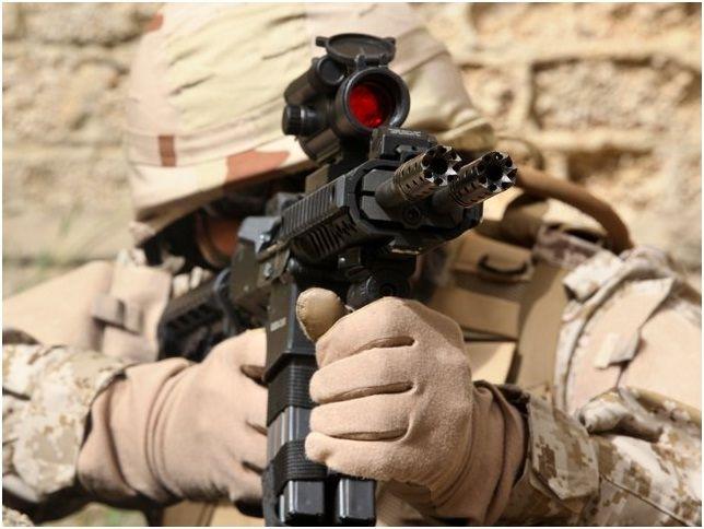 Gilboa Snake,двуствольный,карабин,оружие,556,Ar-15,винтовка,война,под катом еще,песочница