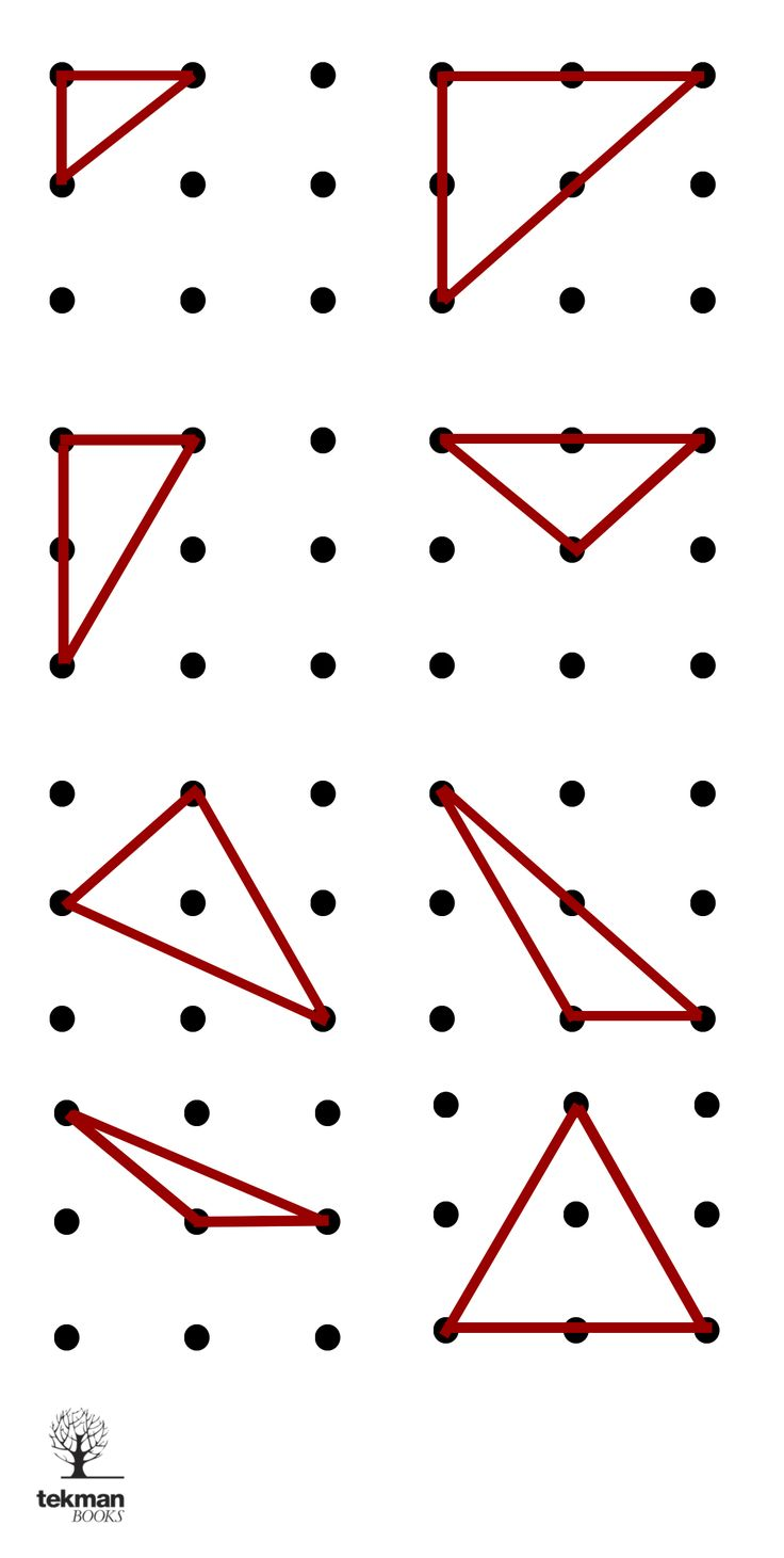 Juego matemático: ¿cuántos triángulos puedes encontrar? en Blog de Educación y Pedagogía - tekman Books