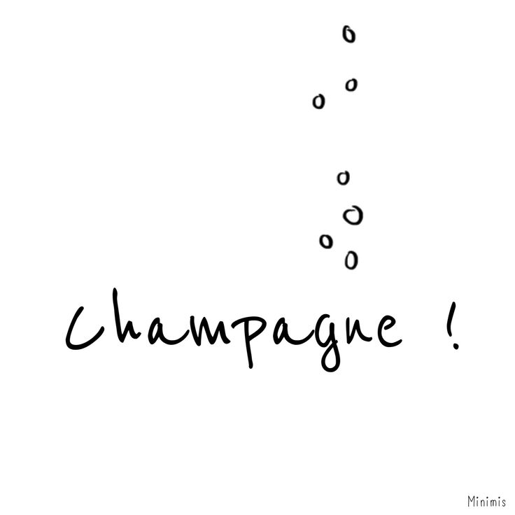 champagne!