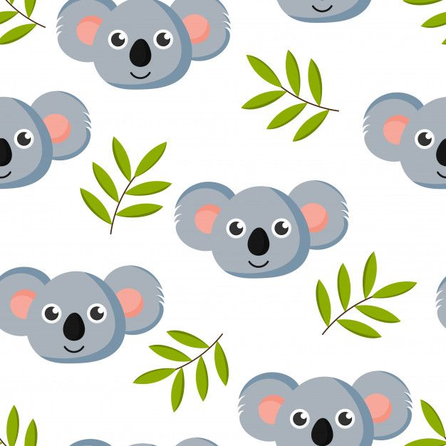 Discover Thousands Of Premium Vectors Available In Ai And Eps Formats Koala Illustration Baby Koala Koala
