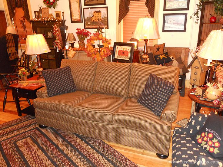 9 best Living Room Furniture by Kreamer Bros images on Pinterest - country style living room furniture