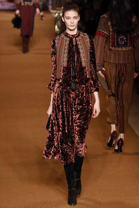 Deliciously touchable. | Etro | Fall 2014 Ready-to-Wear Collection | Style.com