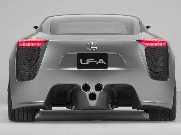 Lexus Lfa Lexus Lfa Roadster Lexus Lfa Pictures By: