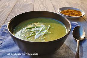 vellutata di zucchine al curry
