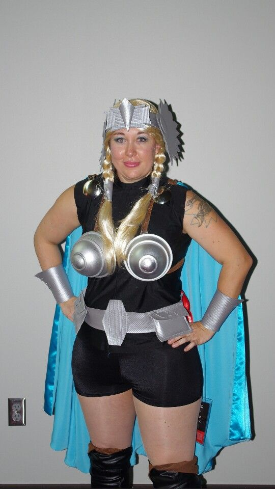 valkyrie marvel costume - photo #38