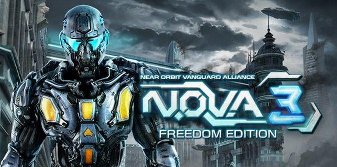 N.O.V.A 3 Freedom Edition v1.0.0 Apk ve Data Tek Link İndir | Javinzo.com