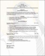 Image Result For Administration Job Resume Format