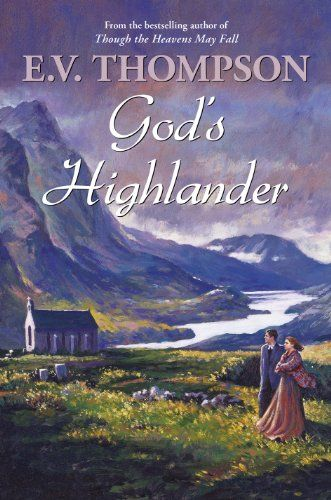 God's Highlander ($1.57 / £0.99 UK), by E.V. Thompson, is the Kindle Deal of the day for those in the UK (the US edition is $9.99).