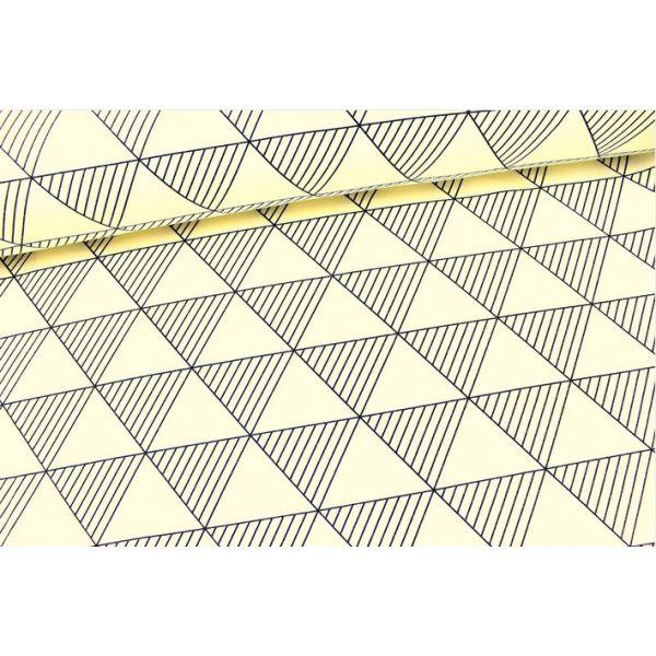 Jersey - Achromatics/Unbunt - Geotriangles