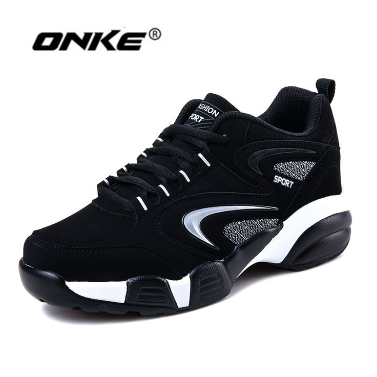 ONKE Brand Men Shoes Sneaker Medium-level Thermal Warm Spring Autumn Men Running Shoes Sports Trainers Extra Large sizes 45~48