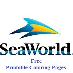 sea world coloring pages printable - photo#35