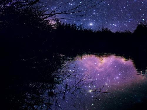 Star light, star bright ...
