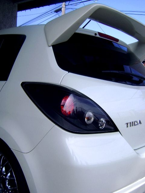 Check out customized Tiida_Collection's 2008 Nissan Versa  photos, parts, specs, modification, for sale information and follow Tiida_Collection in Panama  for any latest updates on 2008 Nissan Versa at CarDomain.