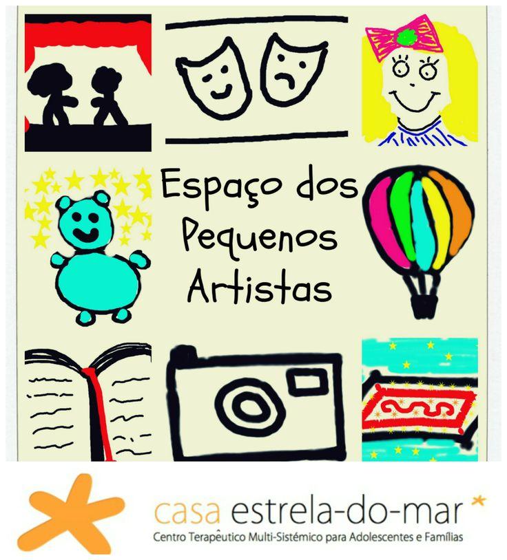 última chamada para o espaço dos pequenos artistas deste Domingo! Inscrições: geral@casaestreladomar.pt   EPÁ's: Espaço dos Pequenos Artistas | Agenda Cultural de Lisboa