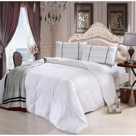 Ultra Soft 100% #Bamboo Down Alternative comforter by Royal Hotel Collection https://smarttimeshop.com/buy-down-comforter-online/918-ultra-soft-100-bamboo-down-alternative-comforter-by-royal-hotel-collection.html