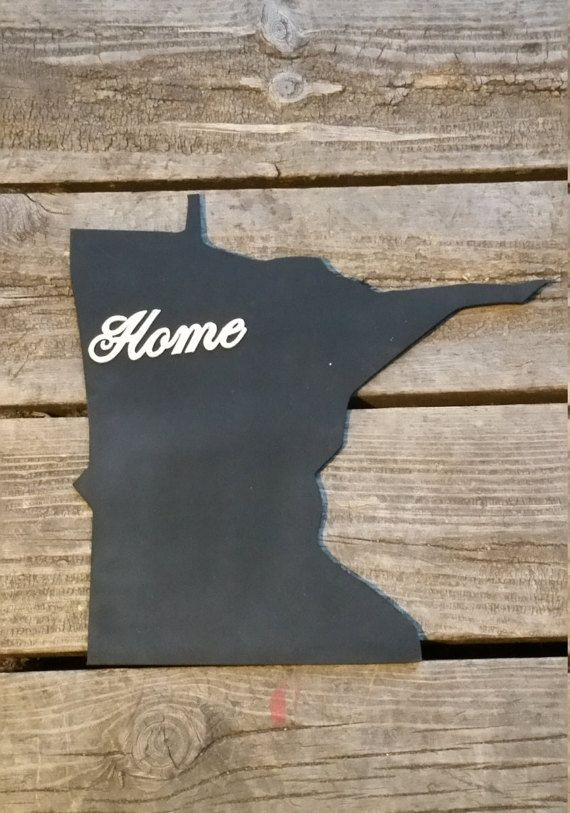Check out this item in my Etsy shop https://www.etsy.com/listing/241635712/wall-art-chalkboard-minnesota-home-state