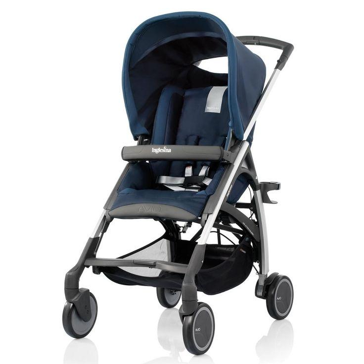Inglesina 2012 Avio Stroller, Navy | Single stroller, Car ...