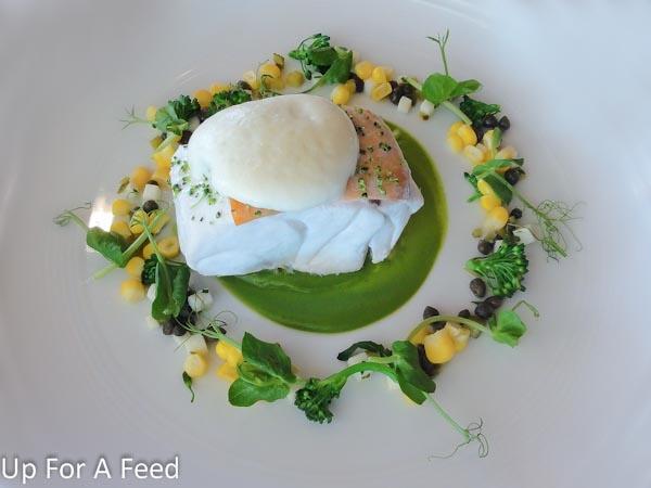 Beautiful food from Matt Moran's Aria