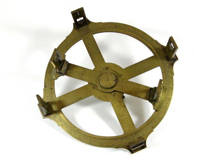 Late 18th century Pseudo Holland Circle