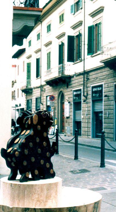 """Tom"" Via Verdi Sesto fiorentino (Fi), 2000"