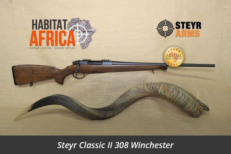 Steyr Mannlicher hunting rifles has been synonymous with both quality and beauty over many generations in the South African hunting fraternity. Exceptional walnut stocks and the signature barrel profile is just some of the features that a connoisseur value in these rifles. The elegant design, superior quality materials and innovative [...]