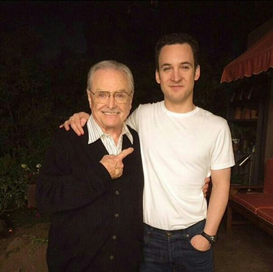 William Daniels & Ben Savage